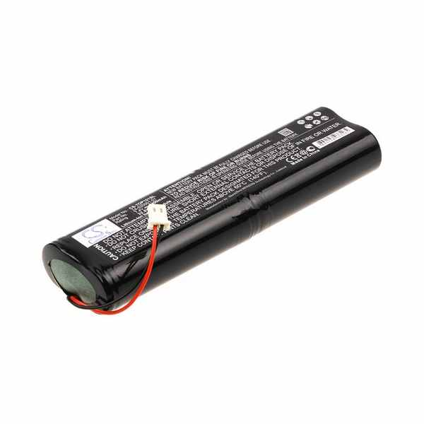 Replacement Battery For Topcon 24-030001-01 EGP-0620-1 REV1