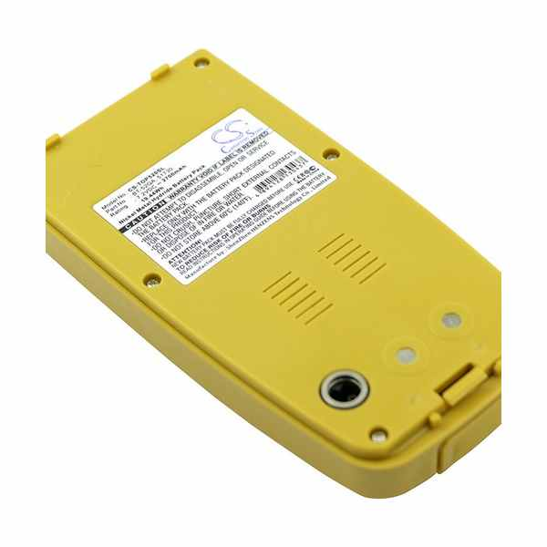 Replacement Battery Batteries For TOPCON 51730 CS TOP520SL