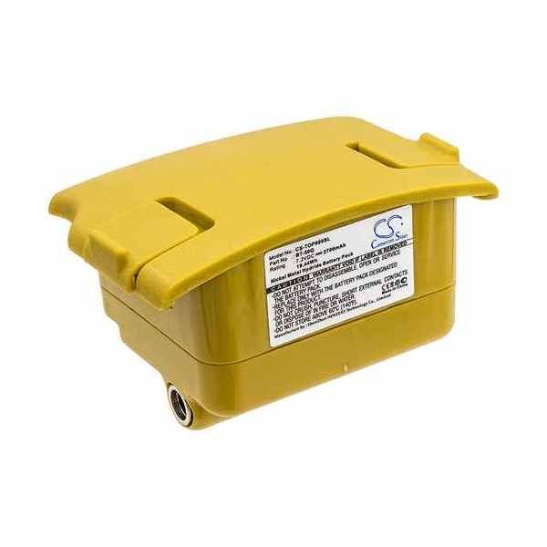 Replacement Battery Batteries For TOPCON BT 50Q CS TOP600SL