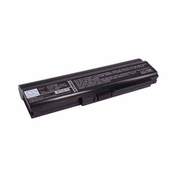 Replacement Battery Batteries For TOSHIBA Satellite ProU300 142 CS TOU300HB