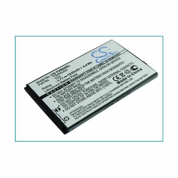 Replacement Battery Batteries For TOSHIBA RegzaI S04 CS TVR04SL