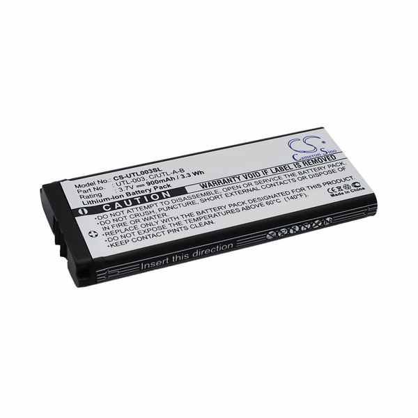 Replacement Battery For Nintendo C/UTL-A-BP UTL-003 DS XL DSi LL
