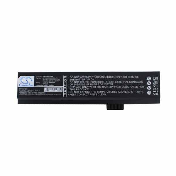 Replacement Battery Batteries For JEWEL 223 3S4000 F1P1 CS UWN223NB