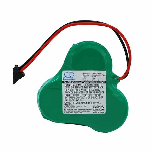 Replacement Battery Batteries For GP 320BVH3TMS CS UXE500CL