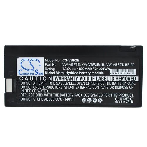 Replacement Battery For BLAUPUNKT CR-1500 5