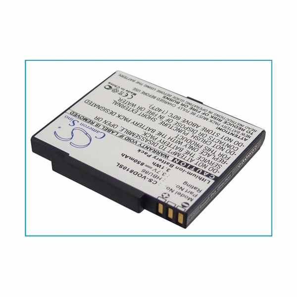 Replacement Battery For Vodafone HBU86 810 V810 VF810