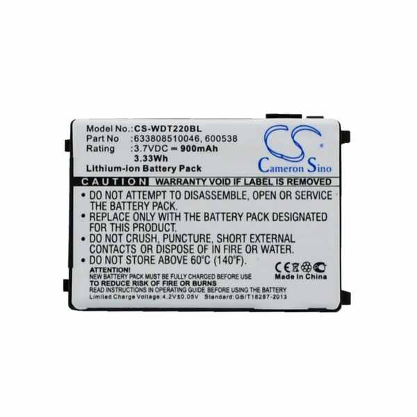 Replacement Battery Batteries For PSC 4006 0319 CS WDT220BL