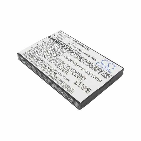 Replacement Battery Batteries For MAXCOM MM550BB CS WSP001SL