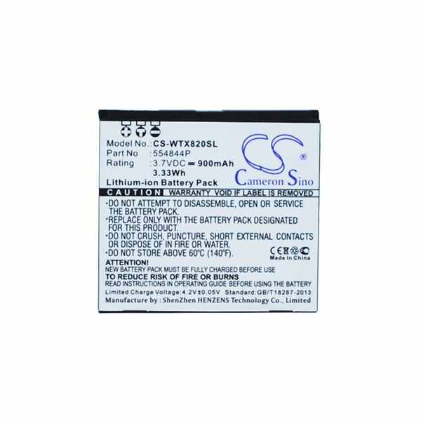 Replacement Battery For Curtis GPD 430 GPS GPD430