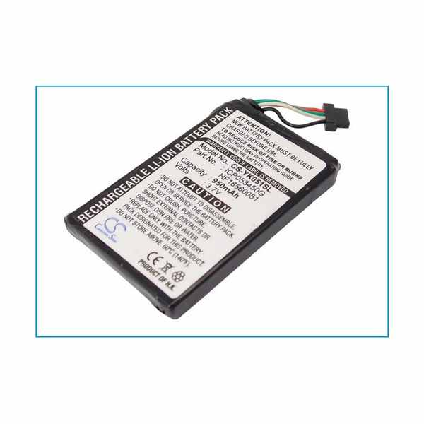 Replacement Battery Batteries For YAKUMO EazyGo CS YK051SL