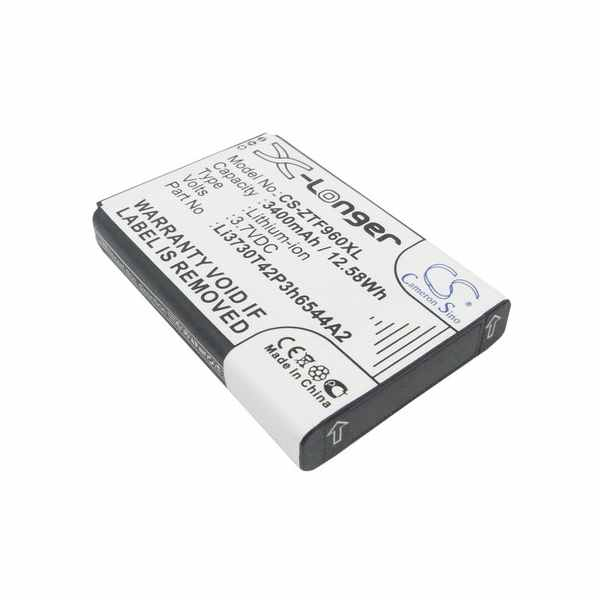 Replacement Battery Batteries For T MOBILE LI3730T42P3h6544A2 CS ZTF960XL