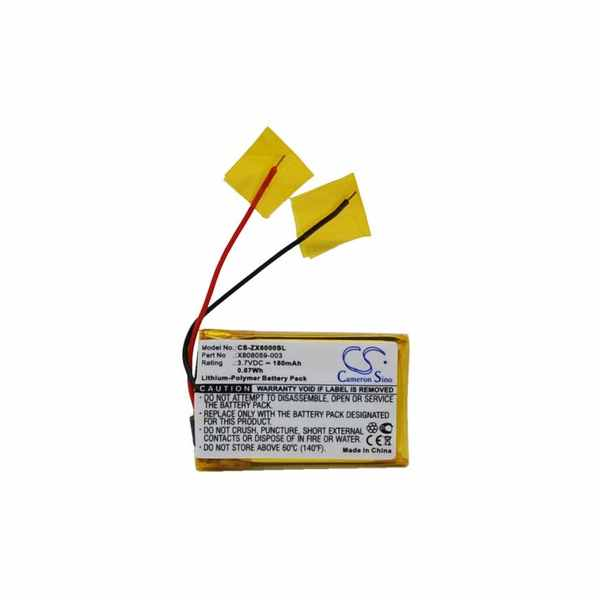 Replacement Battery For Siemens Gigaset ZX600